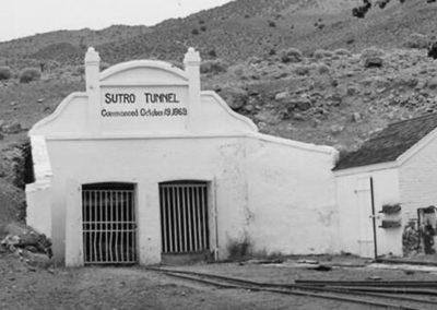 Sutro-Tunnel-Comstock-Nevada
