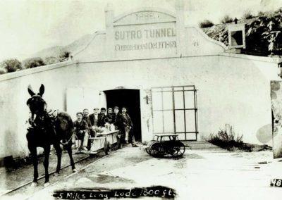 Sutro Tunnel Portal