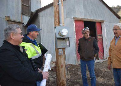 Briggs Electric Inc. site visit